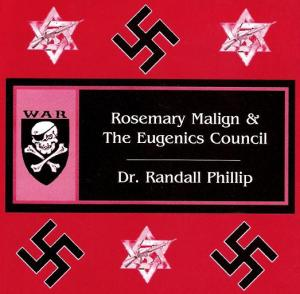 Rosemary Malign & The Eugenics Council / Dr. Randall Phillip – Split ...